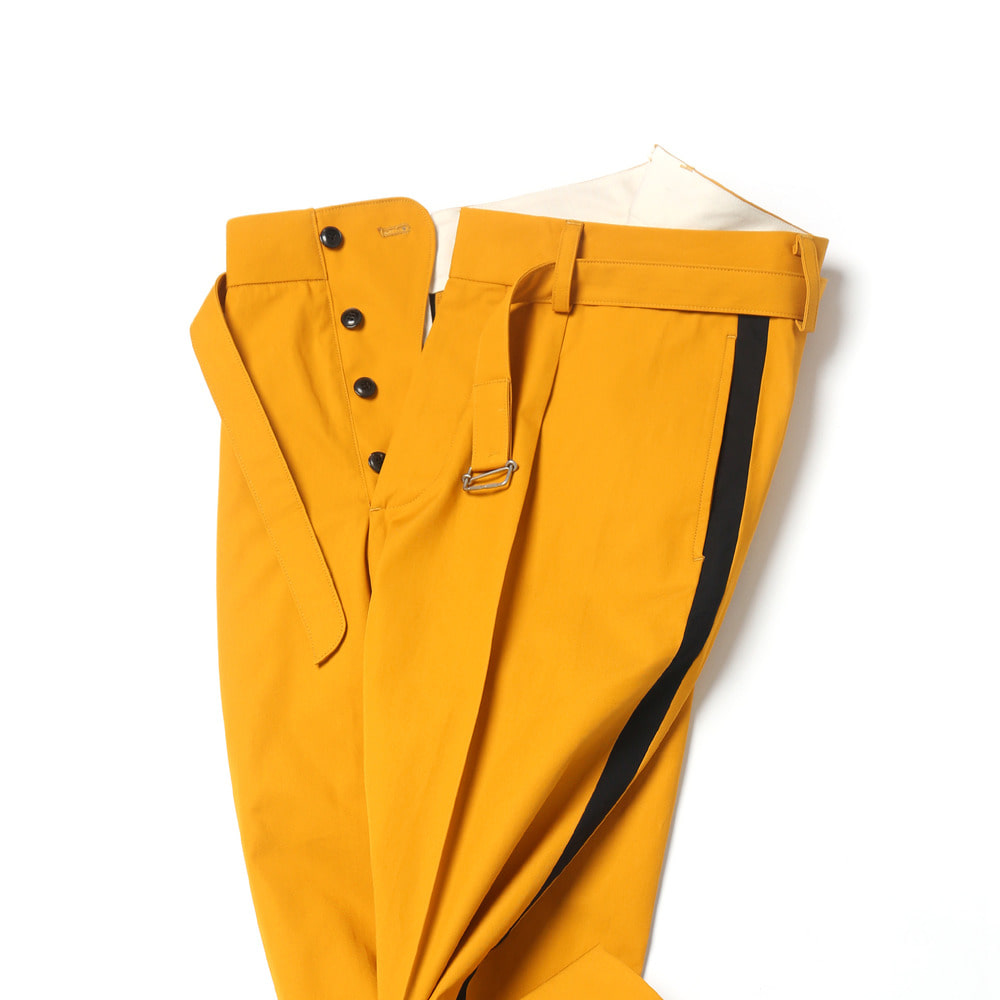 Mango+NV Cotton Belted Pants 03
