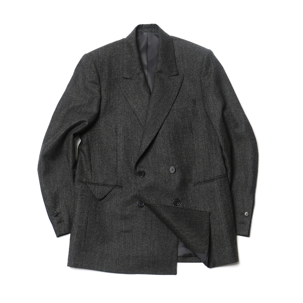 Charcoal Floor Plan DB Jacket