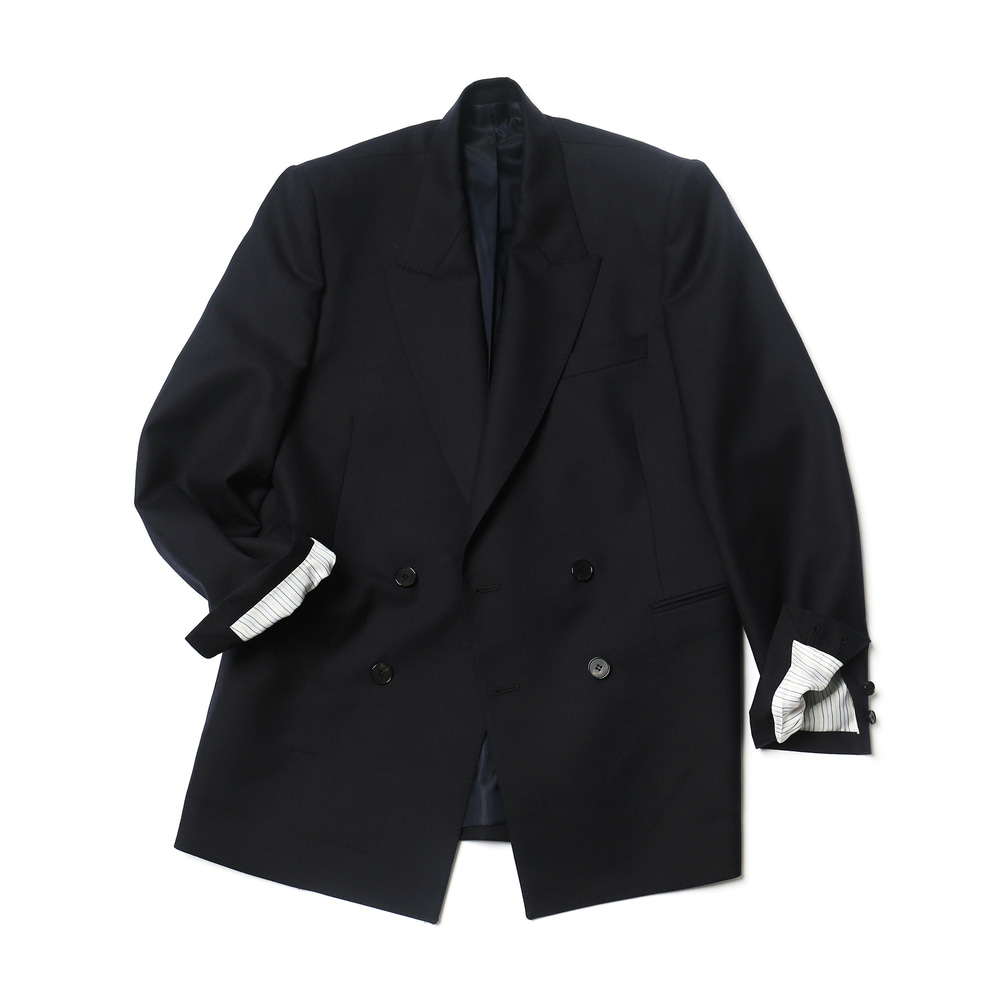 Dark Navy Floor Plan DB Jacket