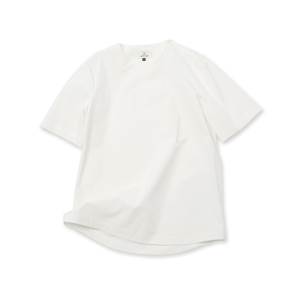 Off White Easygoing Woven half sleeve shirts 02