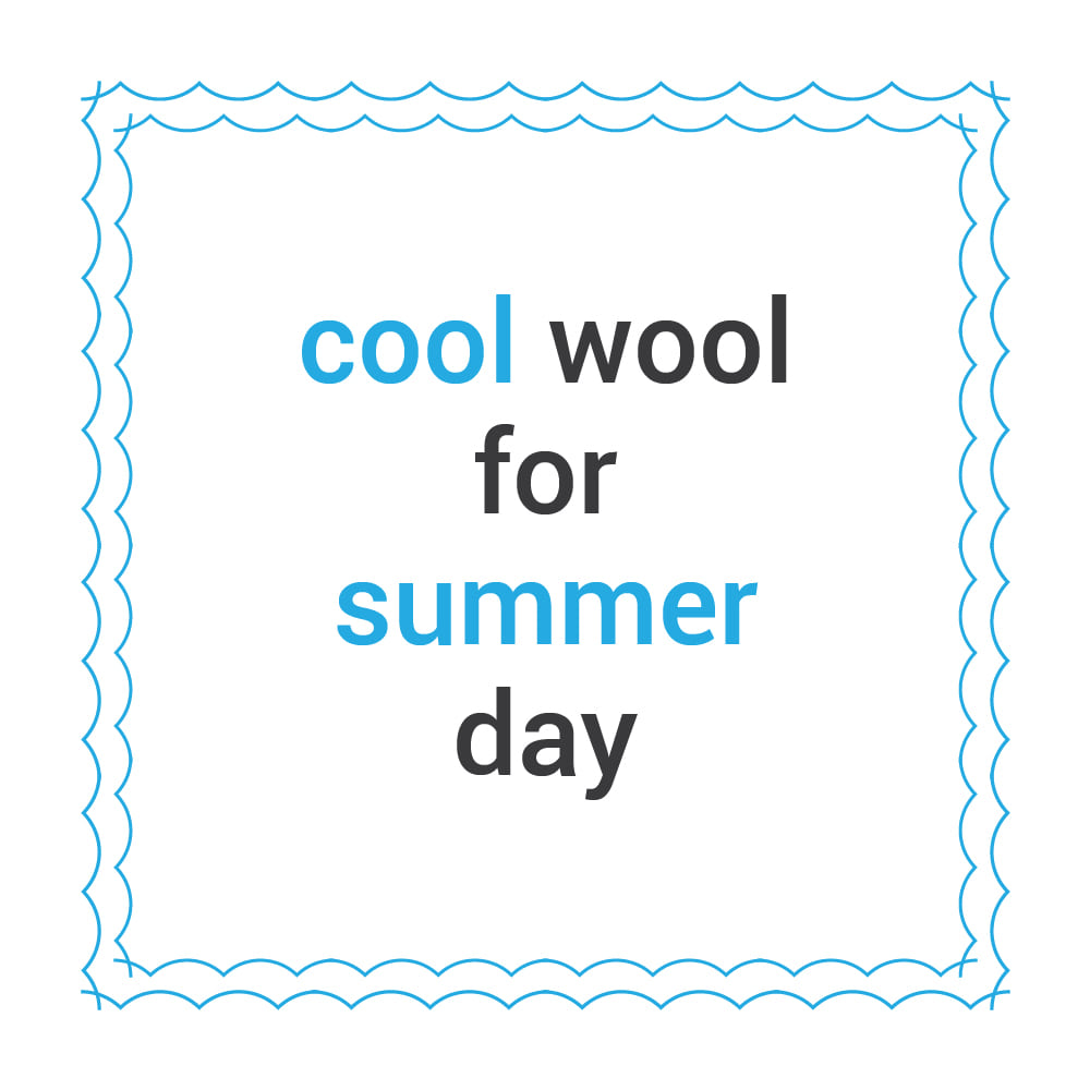 [M.T.O] Cool Wool For Summer Day