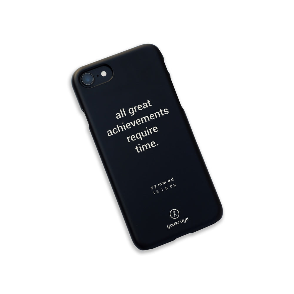 Slogan iPhone Case 02