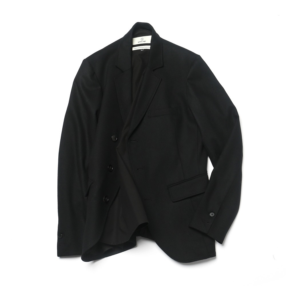 Black Adjustable Blazer 03-2