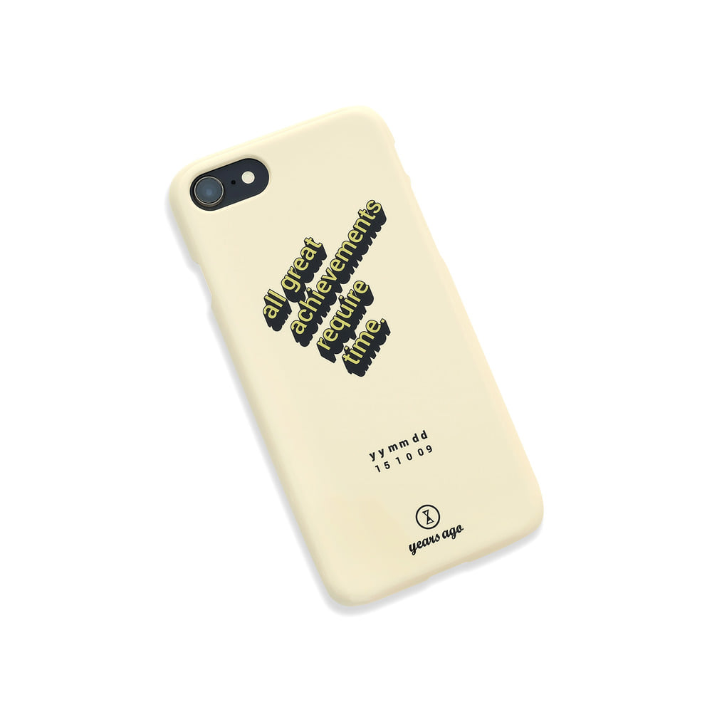 Slogan iPhone Case 03
