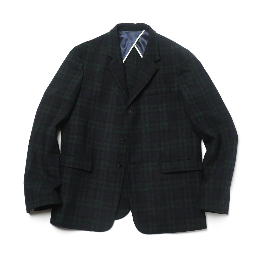 Black Watch Adjustable Blazer 05