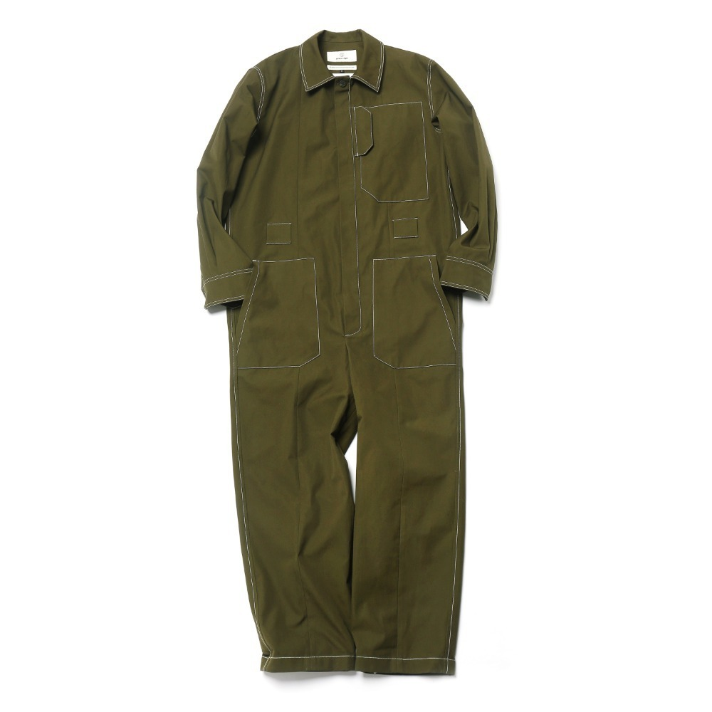 Olive Drab Mechanic Suit