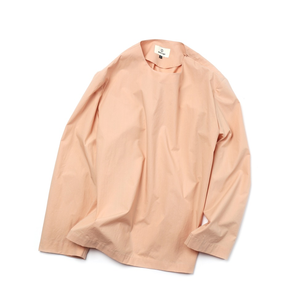 (2nd pre-order) Indi Pink Easygoing Long Woven Shirts 03
