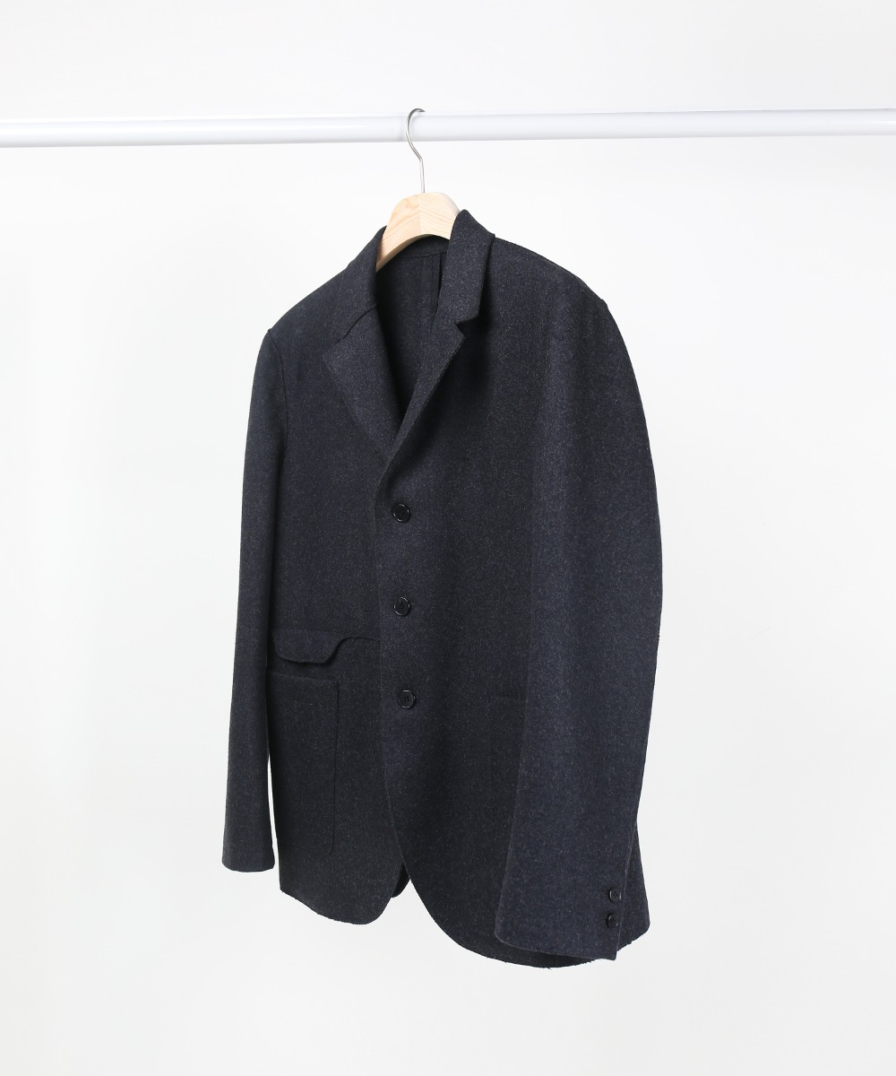 Charcoal Adjustable blazer 02-2