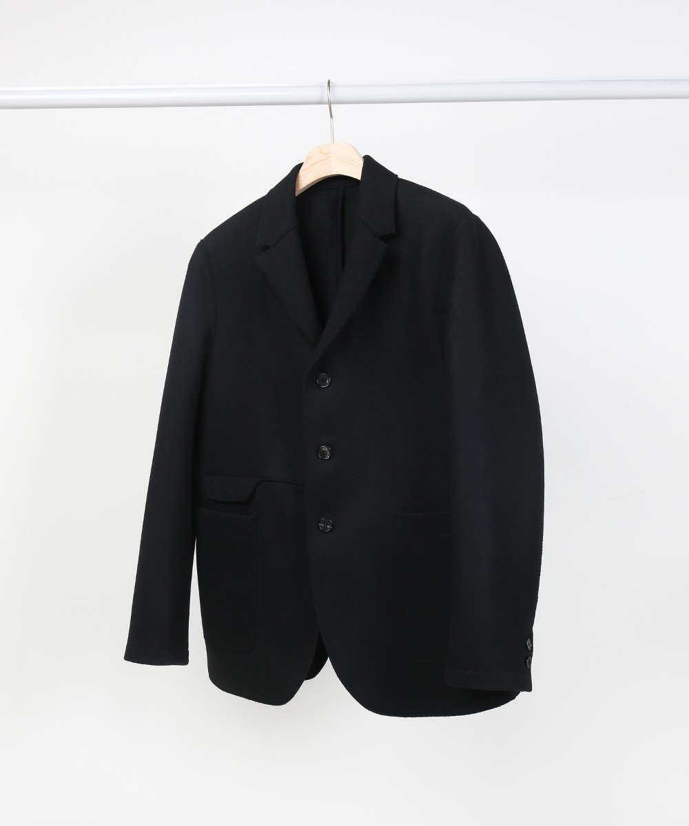 Black Adjustable blazer 02-2