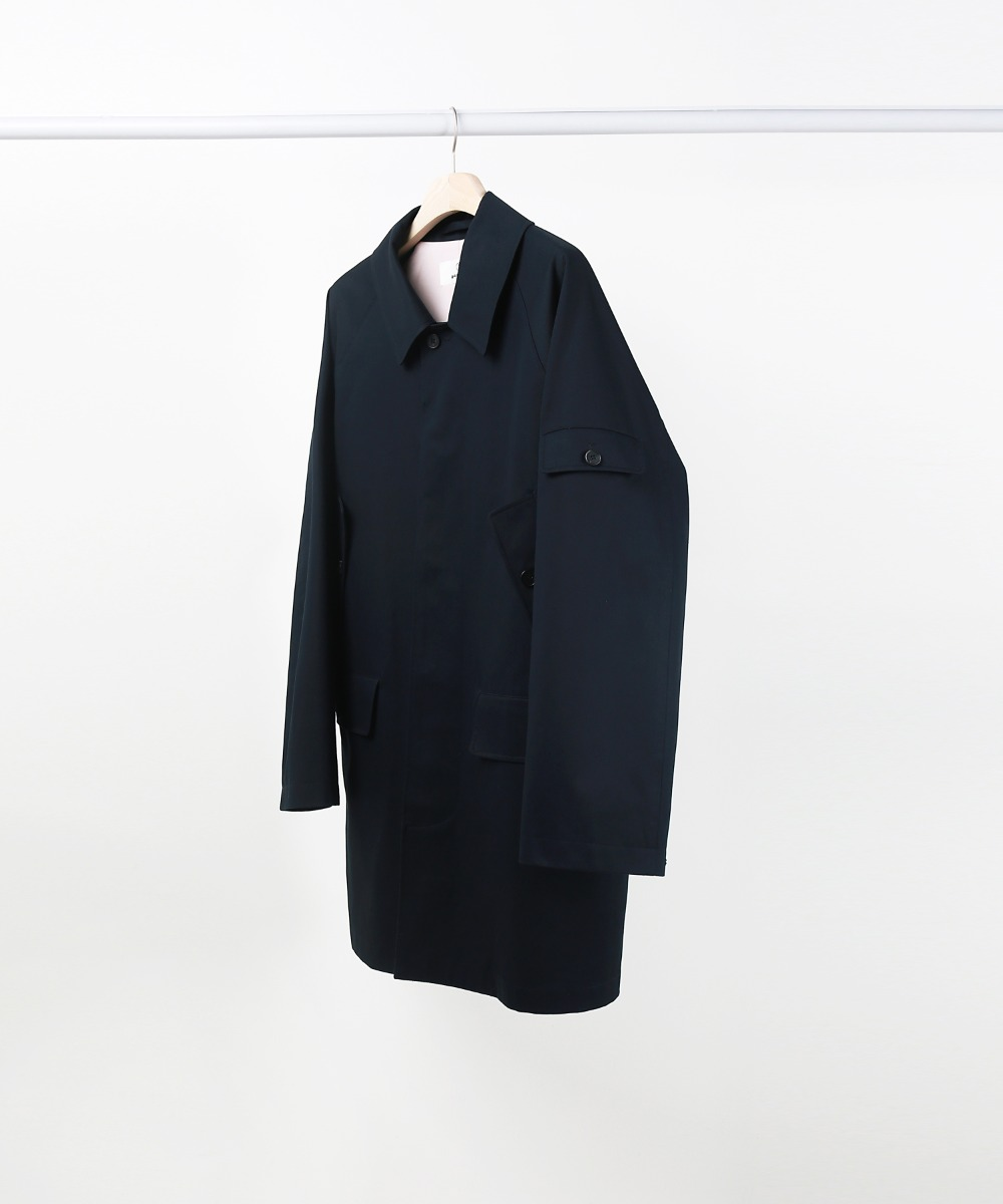Dark Navy 5PB Coat