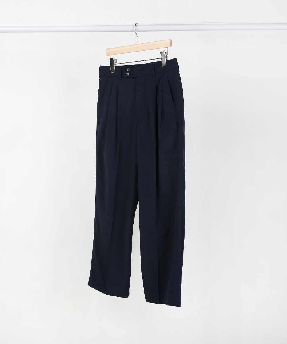 Dark Navy CN Wide Pants 02