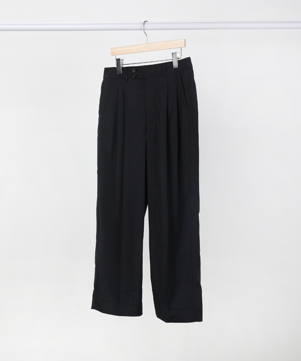 Black CN Wide Pants 02