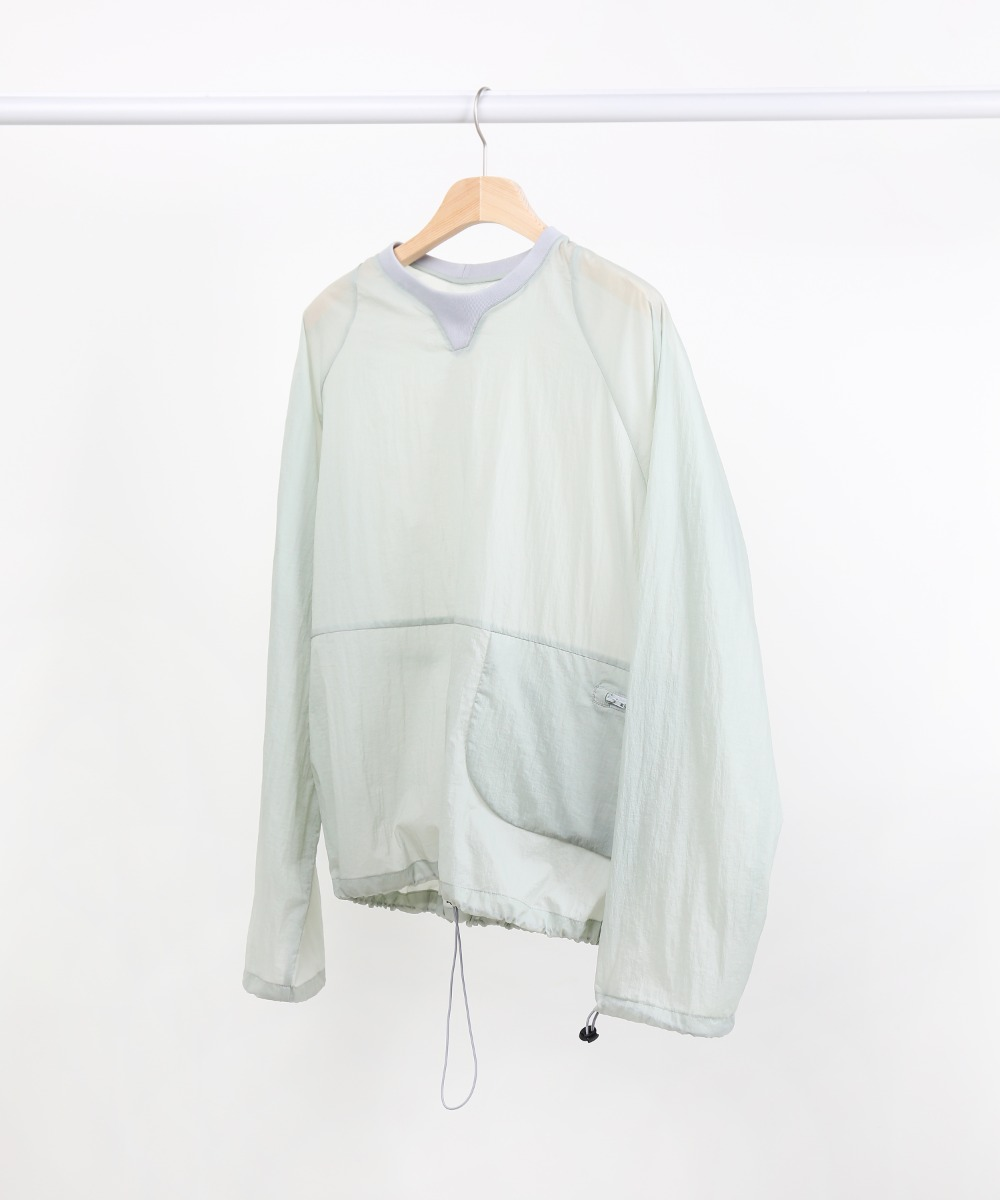 LIGHT GREY PACKABLE SWEATSHIRTS 02