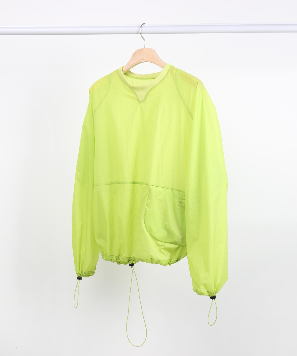 LIME PACKABLE SWEATSHIRTS 02