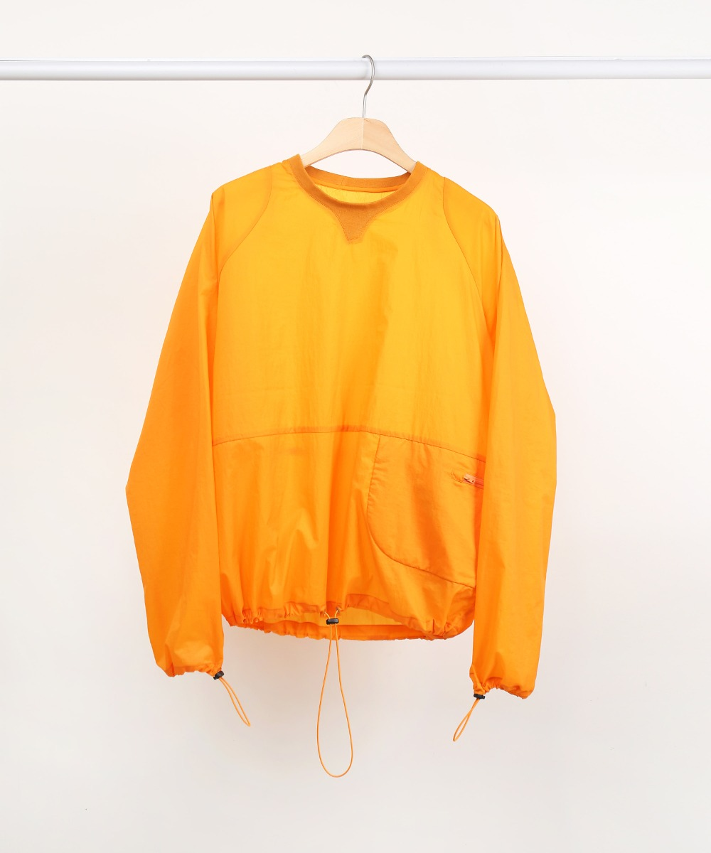 ORANGE PACKABLE SWEATSHIRTS 02